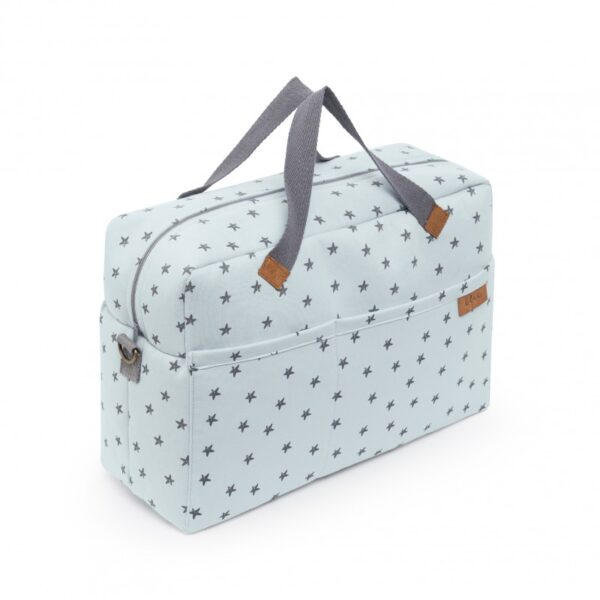 Bolsos bebe hospital Mum Little azul