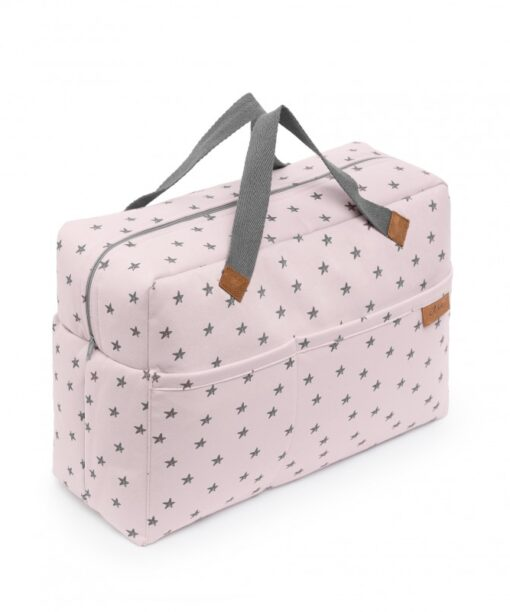 bolsa bebe carro MUM LITTLE ROSA